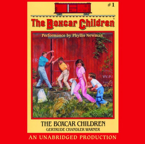 Boxcar Children Book Cover ~ Audio books theroommom