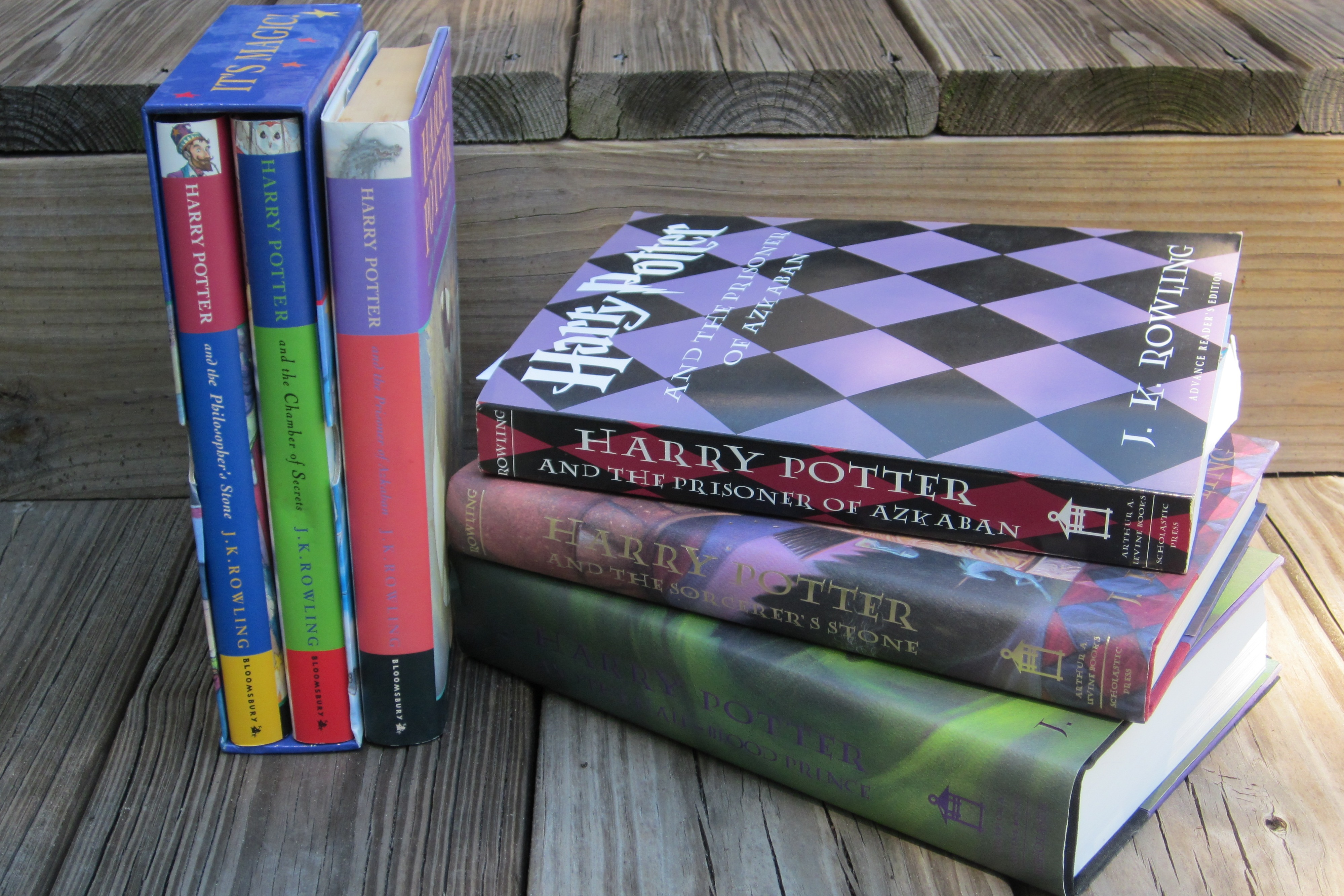 Book Series and Sequels | TheRoomMom Harry Potter 2 Book
