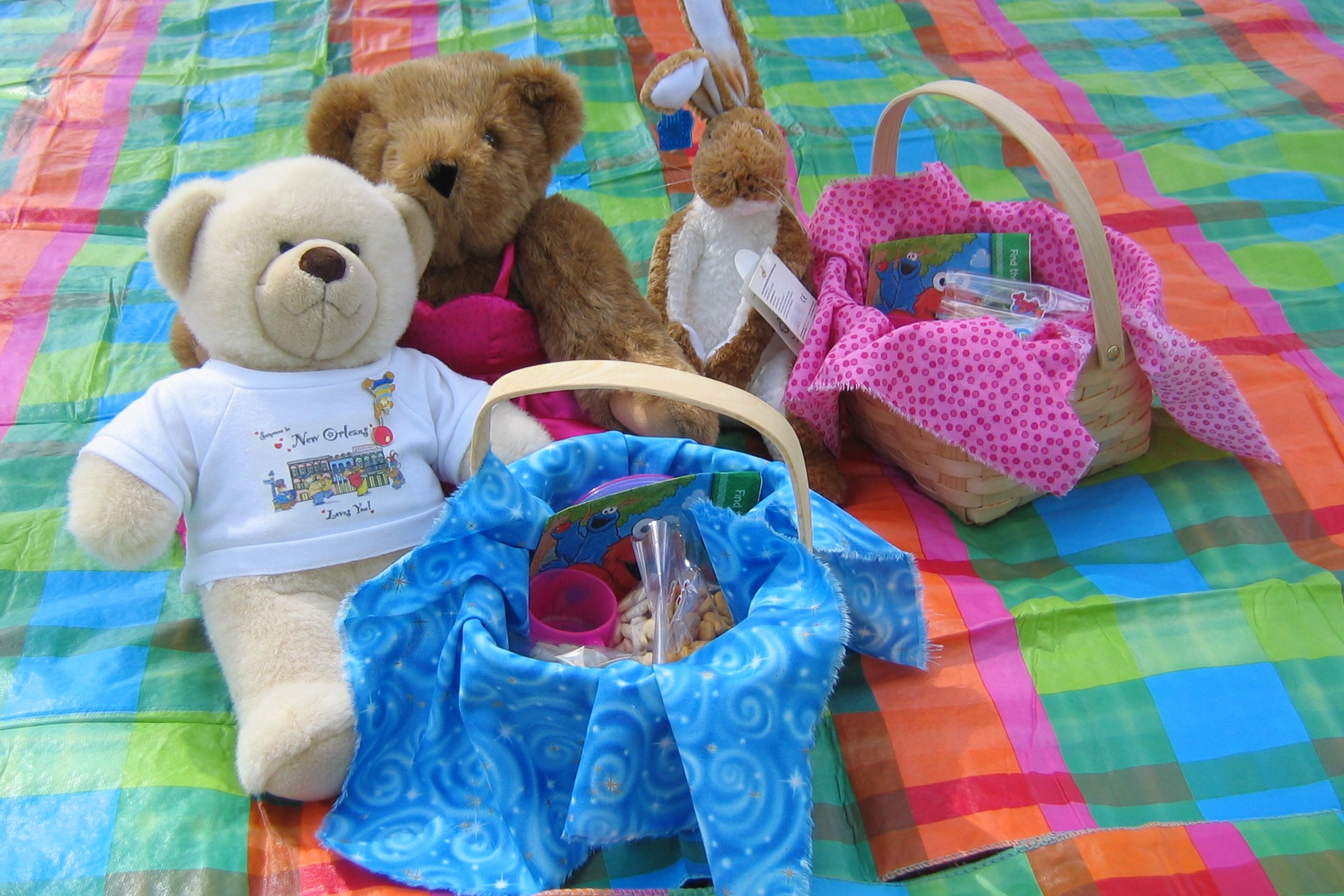 Teddy Bear Picnic Birthday Party | TheRoomMom