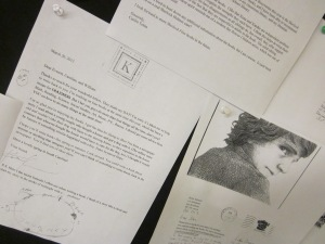 selznick and klise letters