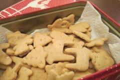 christmas cooki animal crackers