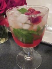 cranberry mojito 2