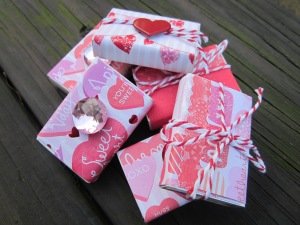 group matchbox valentines