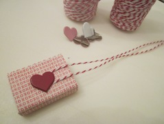matchbox and string