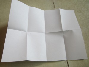 tiny book step 1