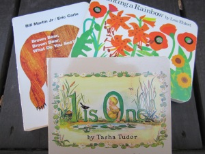 childrens board books