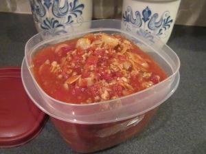 sausage artichoke soup