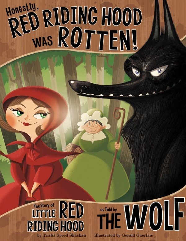 Image result for the wolf's story: what really happened to little red riding hood