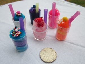 American Girl Milkshakes