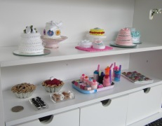American Girl Cakes and Pies