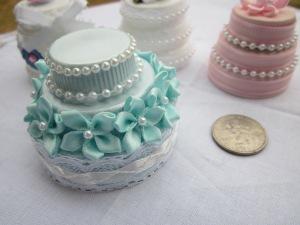 American Girl Wedding Cake
