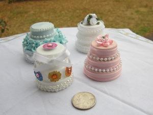 American Girl Wedding Cakes
