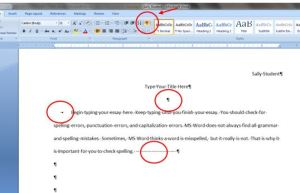 formatting tool