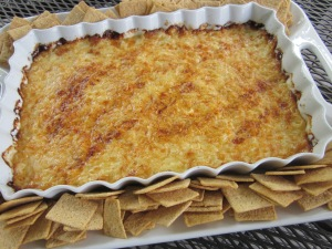 hot vidalia onion dip