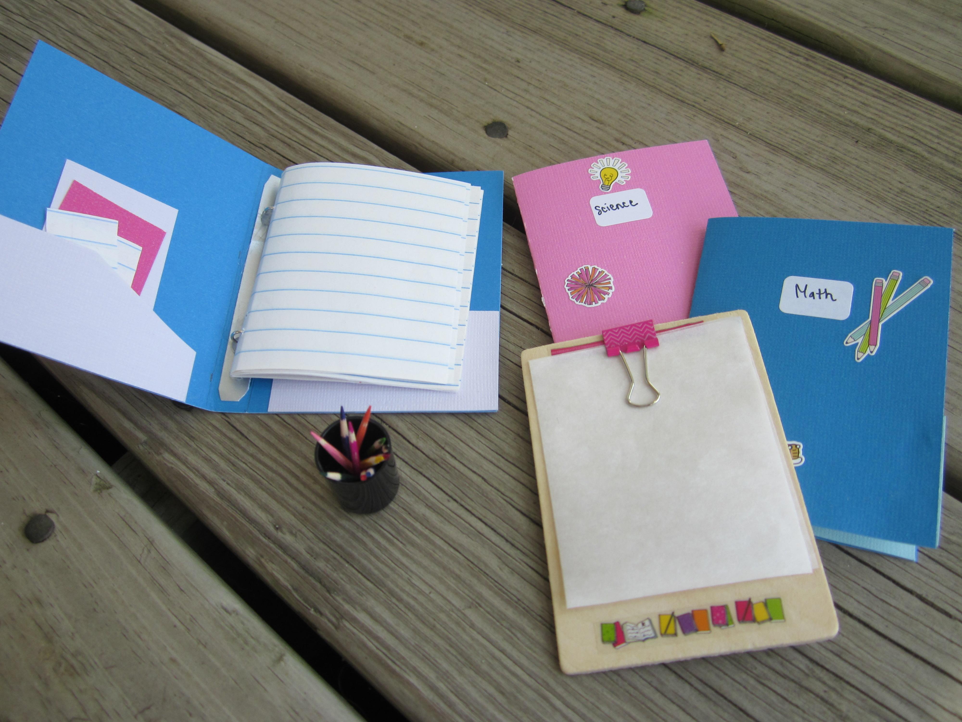 School Supplies School Supplies Diy
