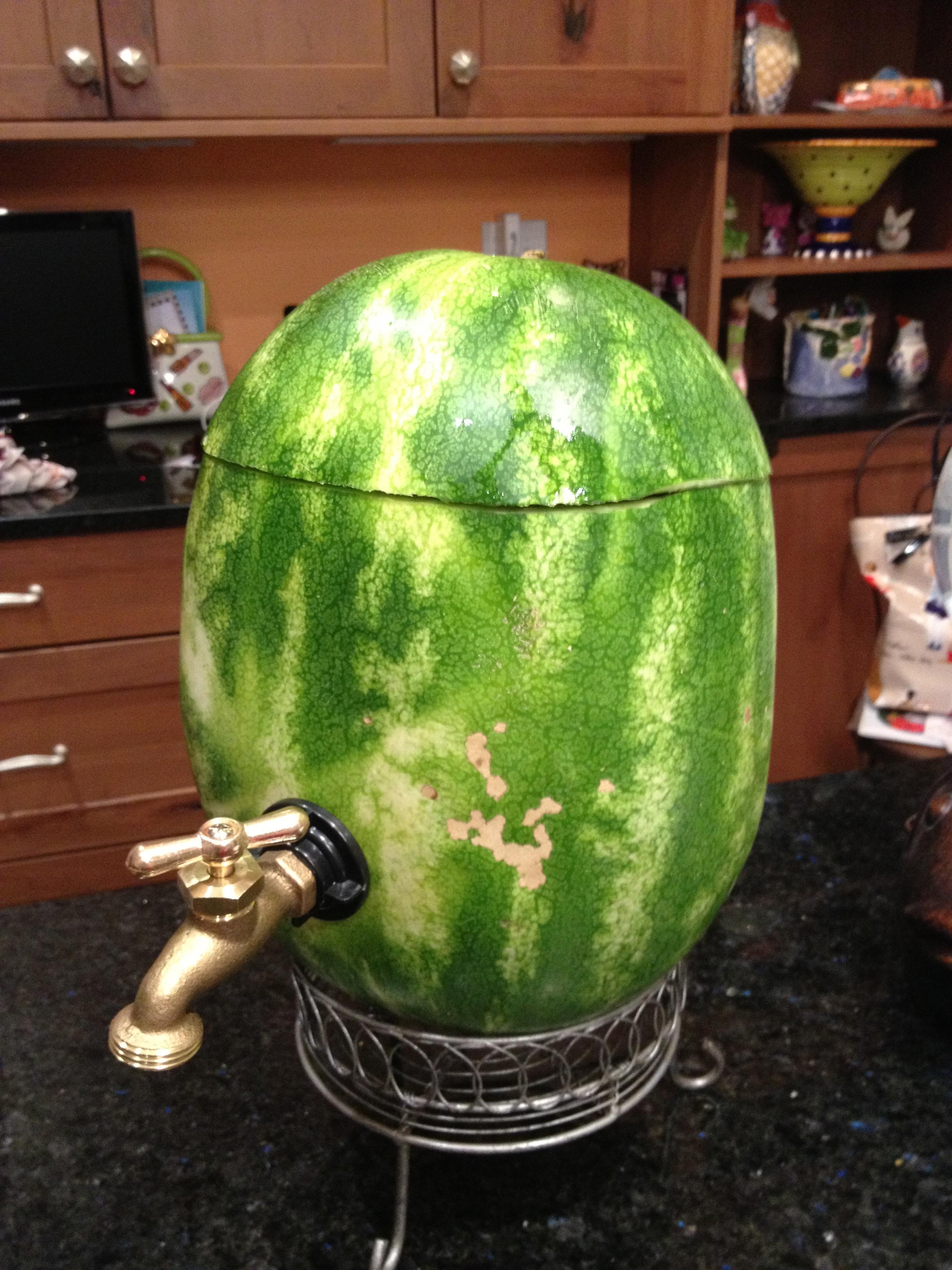 watermelon keg | TheRoomMom