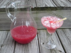 watermelon vodka mix