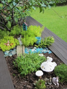 fairy garden full view