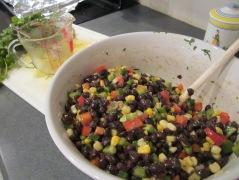 baja chicken salad ingredients