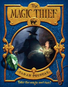 magic thief book