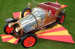 chitty chitty car