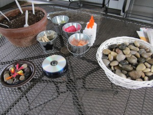 American Girl Party Activity Campfire