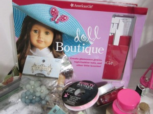 American Girl Doll Boutique Book