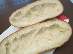 big sandwich bread