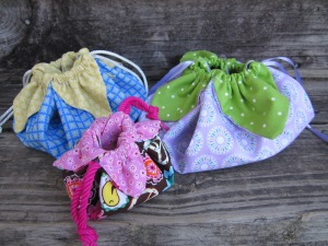 petal bag 3 sizes