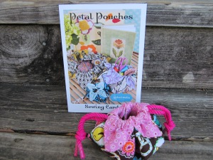 petal bag pattern card