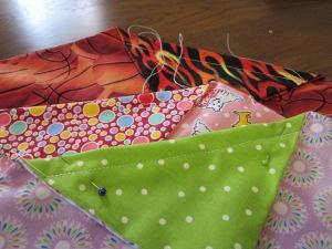 petal bags sew channels