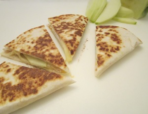 turkey quesadilla slices 2