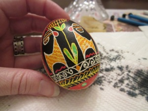 ukrainian egg final