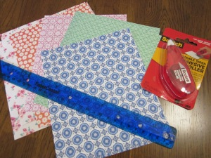 paper pockets materials
