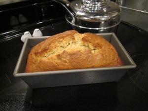 rosemary bread baked