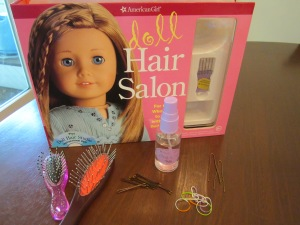 AG doll hair supplies