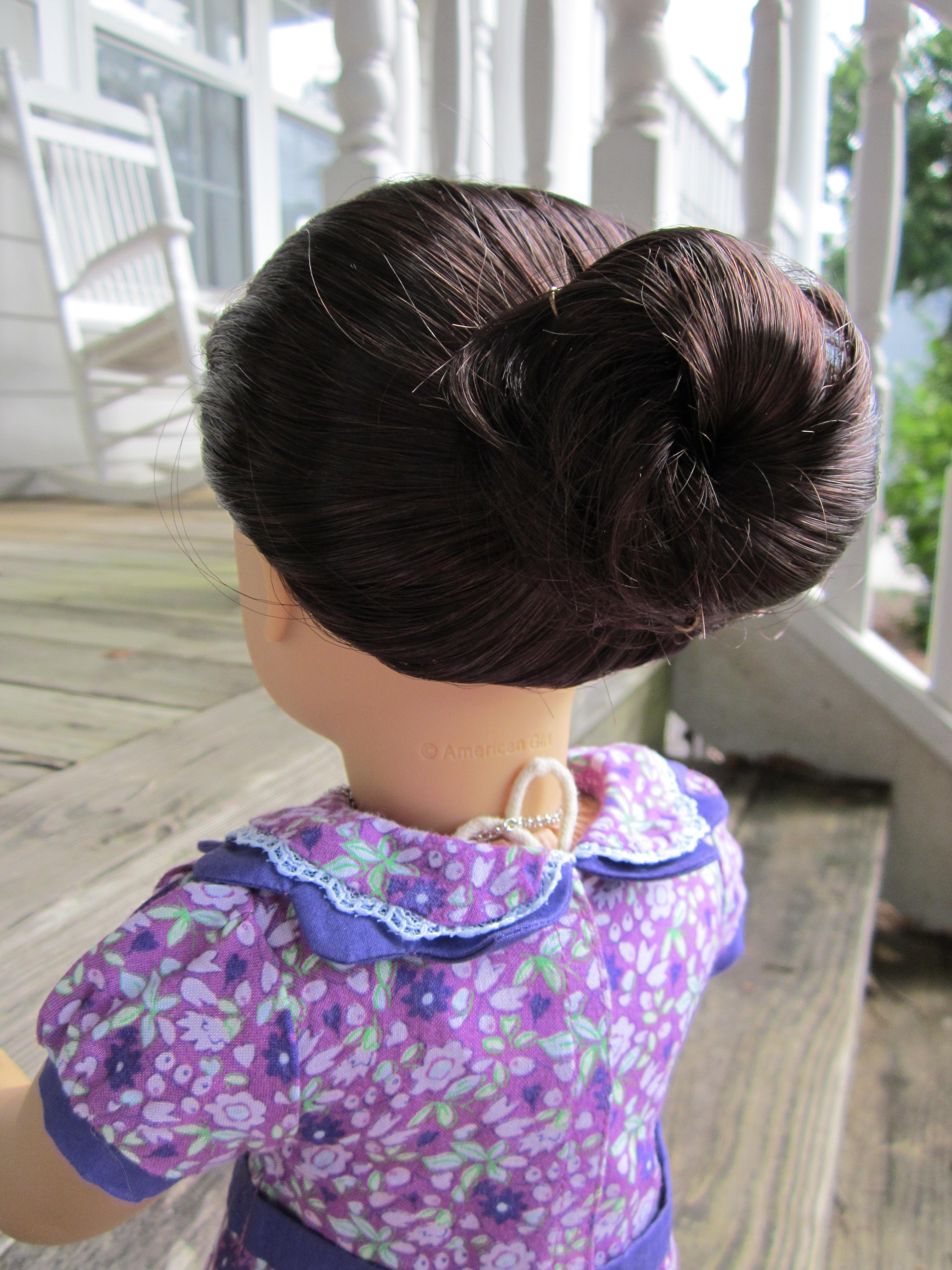 American Girl Hair Styles Theroommom