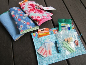 teacher emergency kit contents view