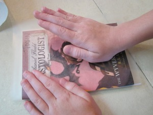 covering books step 7a