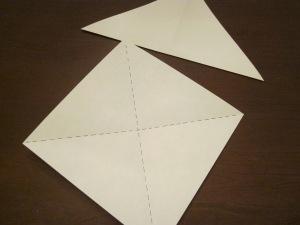 fortune teller fold 1