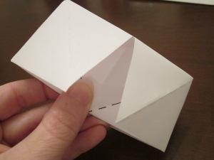 fortune teller fold 5