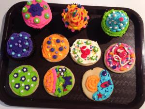 Sweetology Cookies and Cupcakes