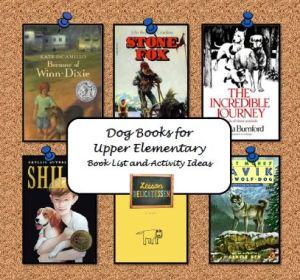 dog book list