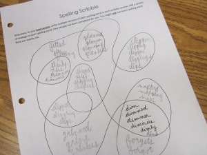 spelling study help