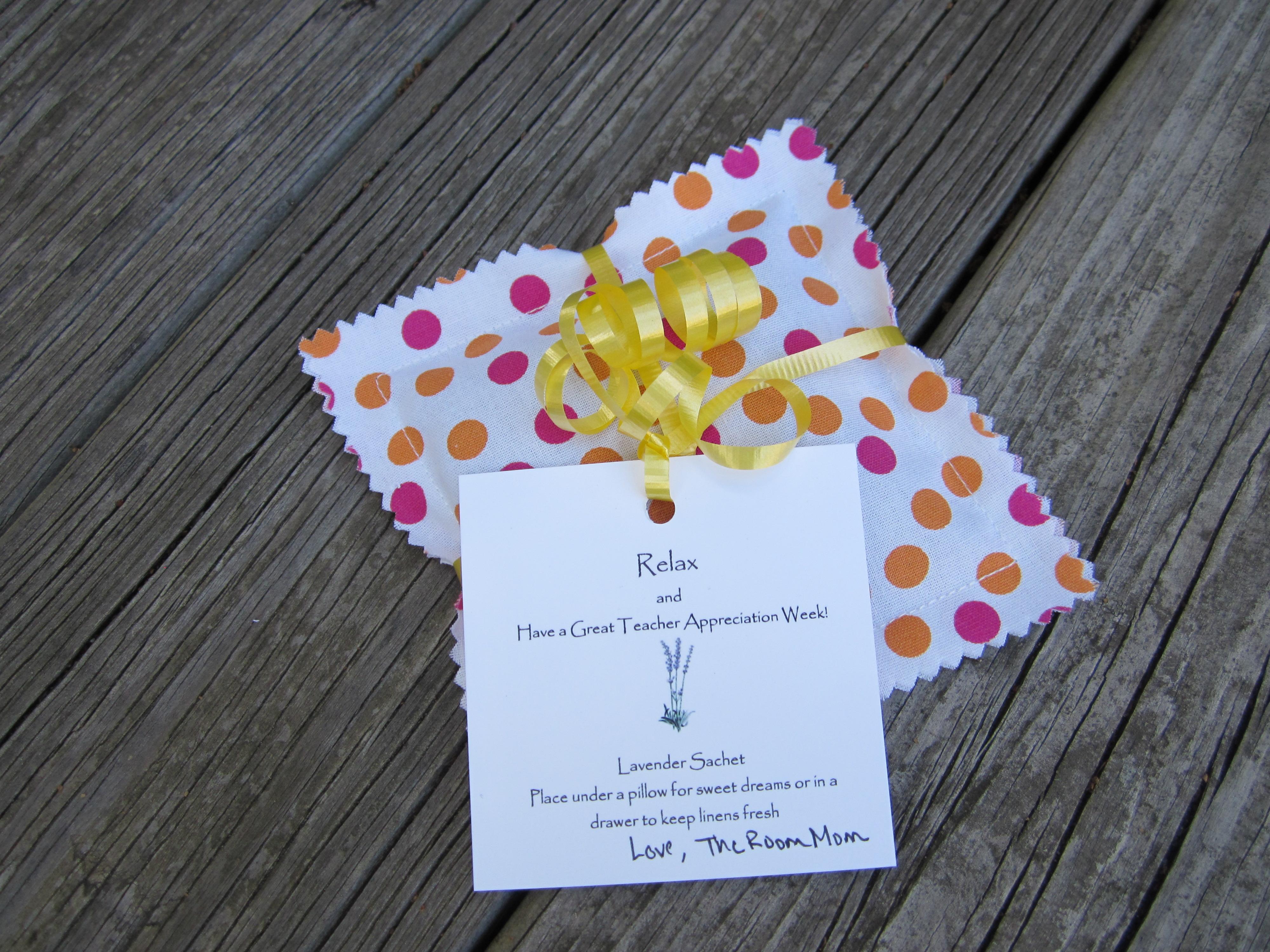 Teacher Appreciation Week Gift | TheRoomMom