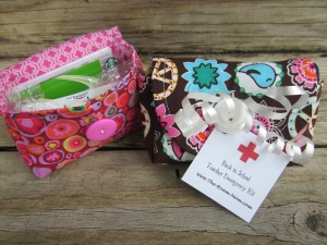 teacher emergency kit giveaway 2 bags