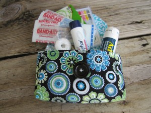 teacher emergency kit with contents