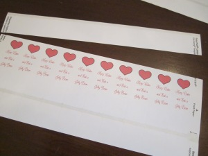 jelly bean envelopes labels