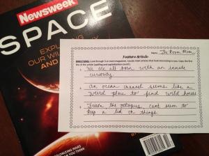 sample hook sentences from magazines