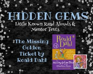 hidden gems missing golden ticket